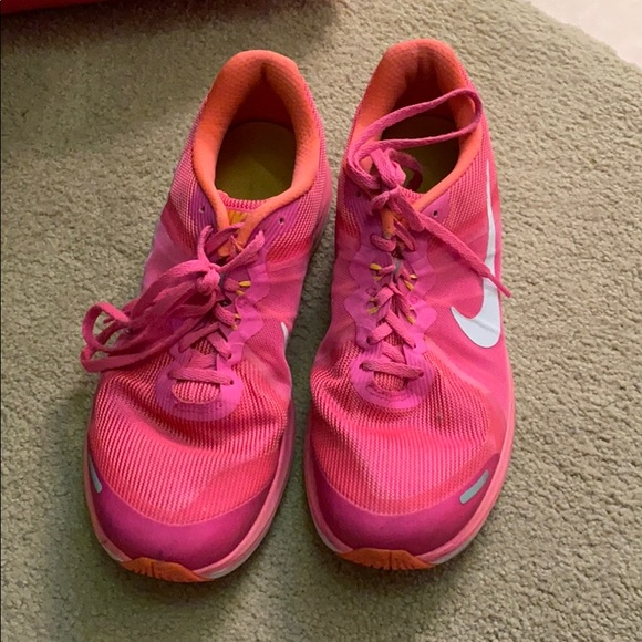 Nike Shoes | Hot Pink | Poshmark